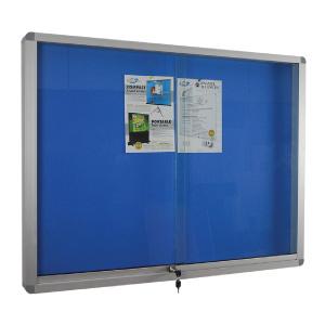 Glass office doors - Catalogue 187 Board System 187 Notice Board 187 Sliding Glass Door Notice